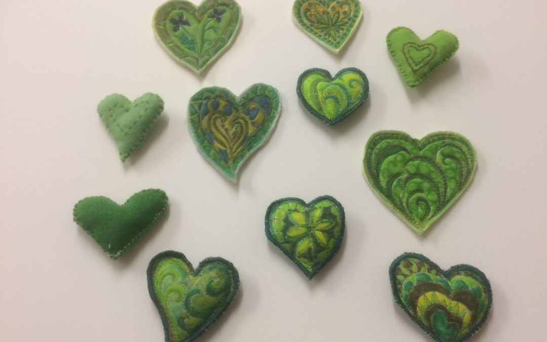 The 'Green Heart' workshop